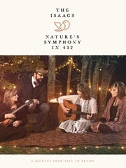 "The Isaacs' new album, ""Nature's Symphony in 432,"""