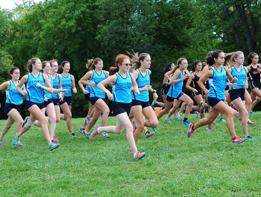 cross country running course design guidelines