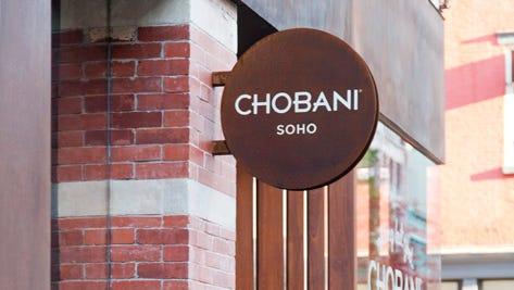 Chobani has incorporated in Delaware.