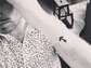 Singer Sam Smith gets a new tattoo, dedicating it to