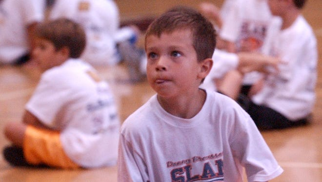 Young aspiring basketball players from the area have been going to Danny Broussard's Slam and Jam Camp for decades.