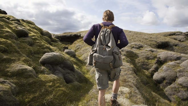 Hiking during the day can drastically increase your risk of dehydration and heat exhaustion.