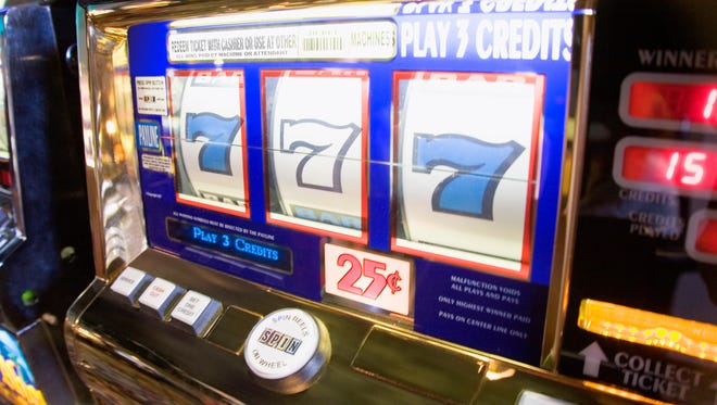 Nevada has reaped more than $35 million over the last five years from gamblers who forget or don't care to cash in winning slot and video machine tickets at Nevada casinos, state officials said.
