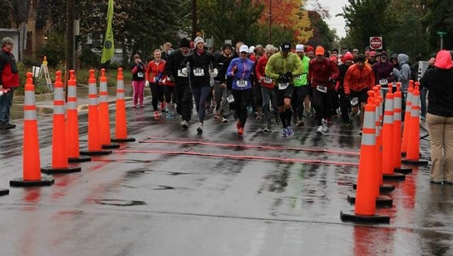 The  second annual Run From the Cops 5K will be held Sept. 26  at the Stevens Point Police Department.