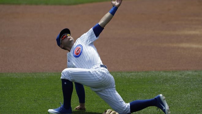 Nico Hoerner has given the Chicago Cubs a range of options due to his flexibility in the field.
