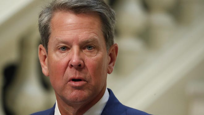 Georgia Gov. Brian Kemp has extended his emergency orders on social distancing and gatherings.