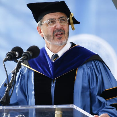 On paid leave, former University of Delaware provost takes new job