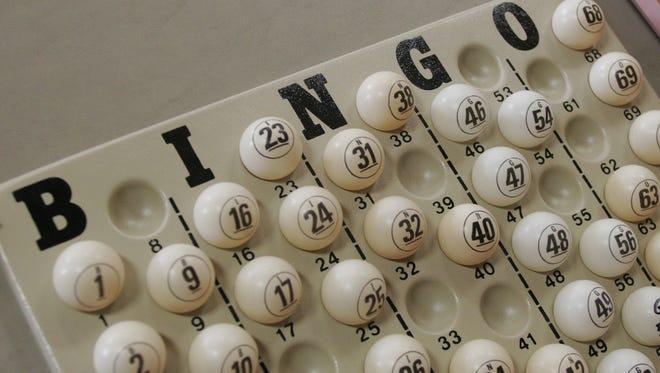 Senior center sets birthday bingo.