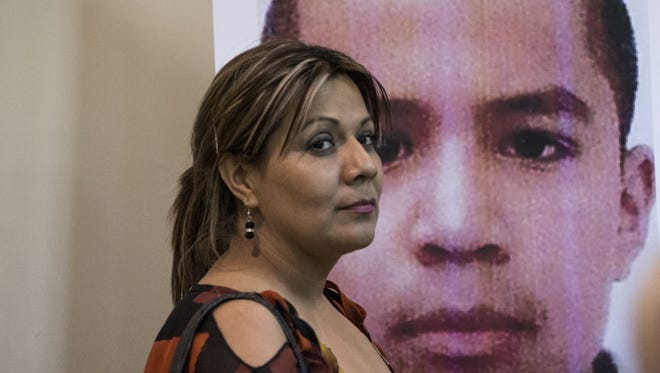 Almost three years since Araceli Rodriguez's son was killed in 2012, the border agent who was firing through the fence has been indicted by a grand jury.