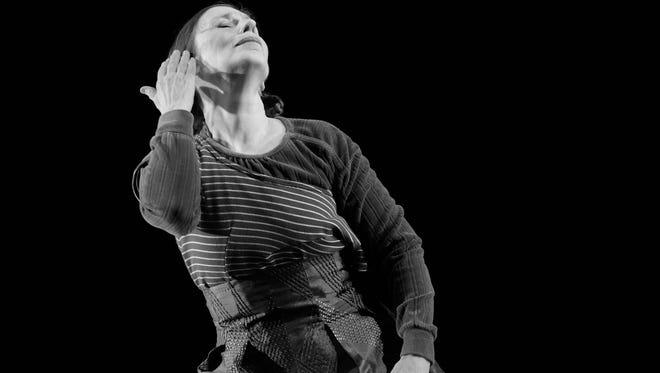Composer-choreographer-vocalist Meredith Monk.