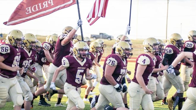 Eldon charges ahead and takes the field in its season and home opener against Springfield Central on August 28.