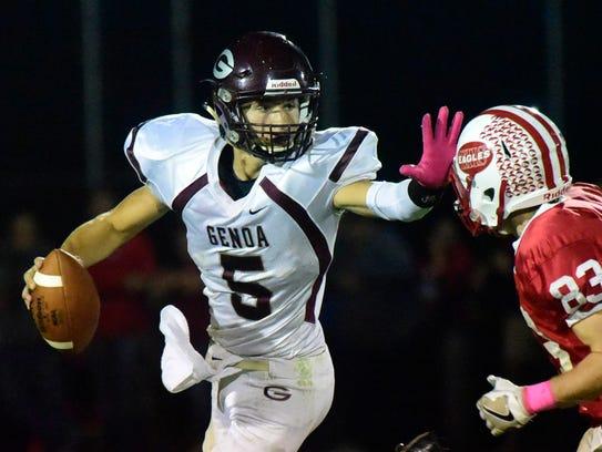Jacob Plantz has starting experience at quarterback