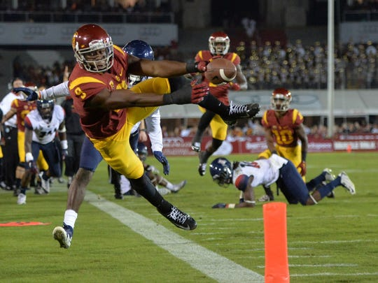 Southern California Trojans receiver JuJu Smith-Schuster