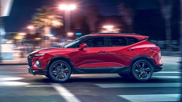 Why shoppers will want the all-new 2019 Chevy Blazer