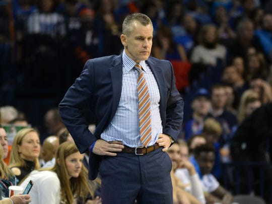 Billy Donovan won two national championships at Florida