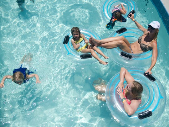 Labor Day is the last day to enjoy all the features of Sailfish Splash Waterpark until next year.