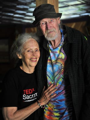 Stephen Gaskin and his wife, Ina May, are founding members of The Farm, an intentional community in Summertown, Tenn. The couple are founding members of The Farm, one of the oldest intentional communities founded out of the counterculture movement of the 60's.