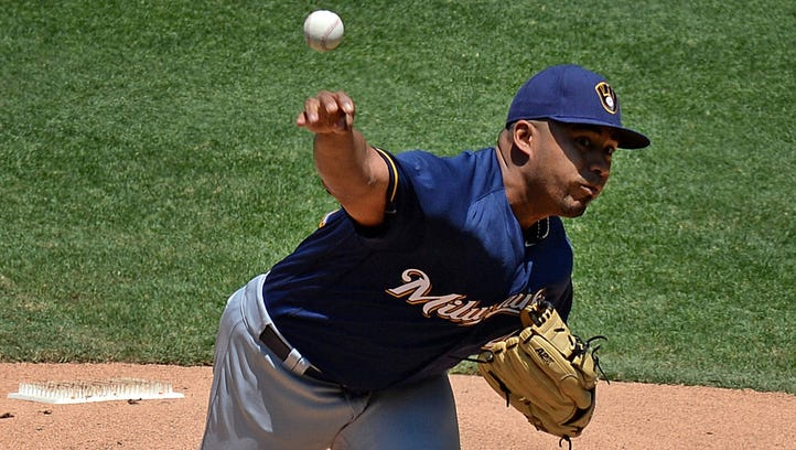 Brewers try for first Cactus League victory vs. Rangers