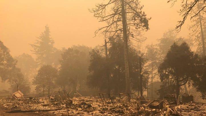 UPDATE: Helena Fire damages or destroys estimated 130 structures