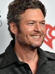 Blake Shelton will play Feb. 20 at the Palace of Auburn Hills.