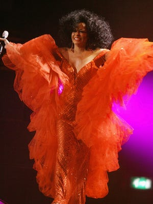 """""""The Essential Diana Ross: Some Memories Never Fade"""" tour will be at 8 p.m. on Feb. 19 at Shreveport Municipal Memorial Auditorium."""