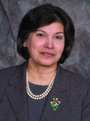 Barbara Quijano Decker, executive director of the Catholic
