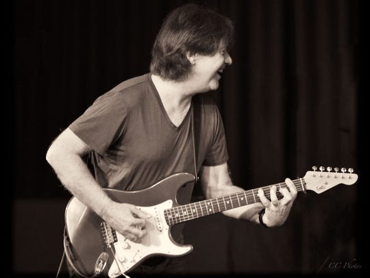 Guitarist and composer Carl Verheyen will play June 2 at Four Friends Gallery in Thousand Oaks.