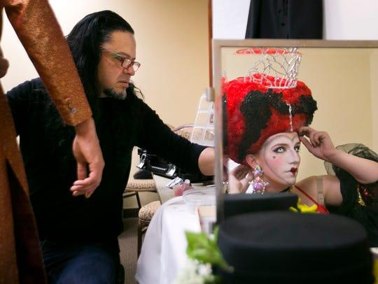 Jeffrey Lazos-Ferns, Principal of Tarra Lazos Creative,