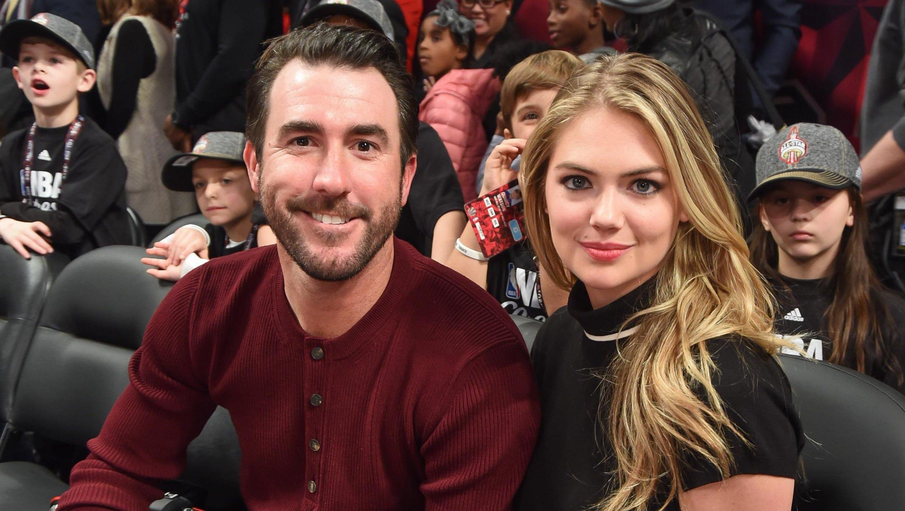 Tigers\' Justin Verlander, model Kate Upton engaged