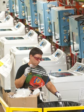 Ge appliances invests 30m for new washer in louisville for Bed tech 3000