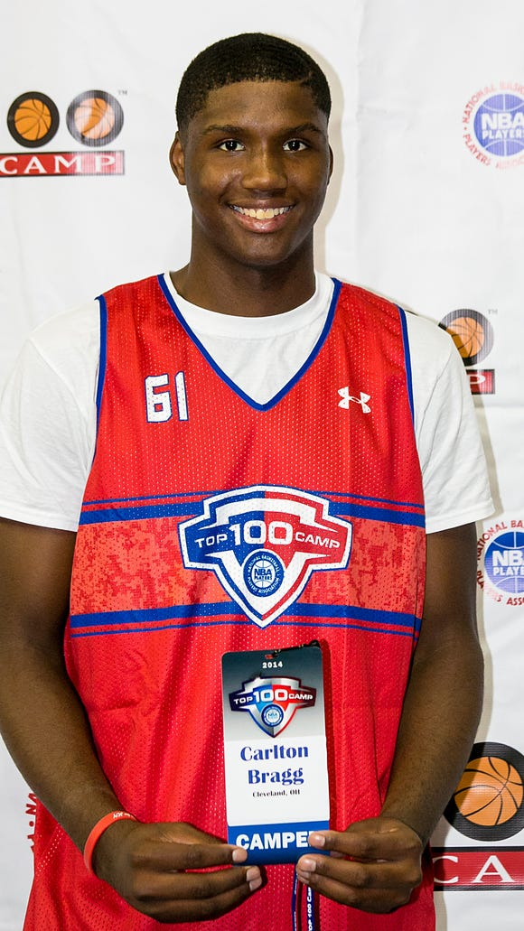 Carlton Bragg, a five-star forward, will visit UK this fall and has U of L in the running.