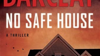 "This book cover image released by New American Library shows ""No Safe House,"" by Linwood Barclay."