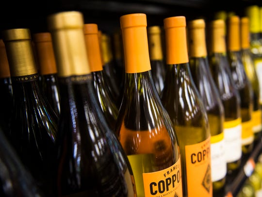 An expired  York County liquor license is up for auction