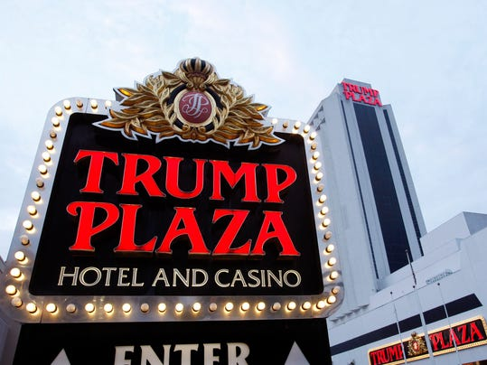Trump Plaza Closing