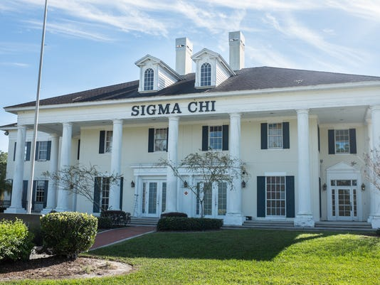 Sigma Chi house