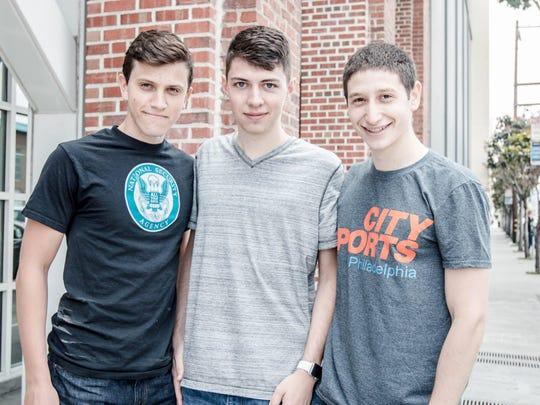 Workflow founders Conrad Kramer, Nick Frey and Ari