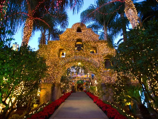 Main Street and Mission Inn Hotel & Spa get decked