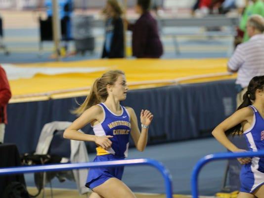 AHSAA state indoor track meet