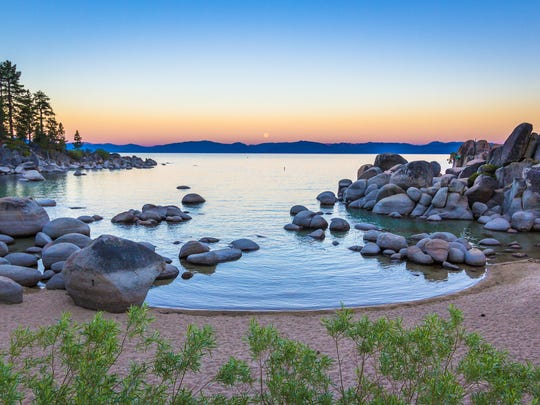 Where's your favorite freshwater beach? Vote now!