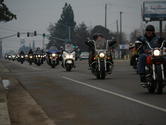 From an intial 20 participants in its first year the annual John Paul Magao Memorial Ride has grown to include 100 or more motorcyclists.