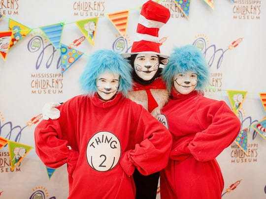 Dr. Seuss's Birthday Celebration is Saturday at the Mississippi Children's Museum.