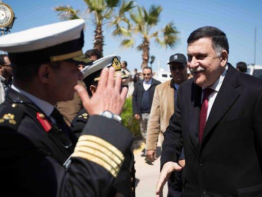 EPA LIBYA UNITY GOVERNMENT POL TREATIES & ORGANISATIONS LBY