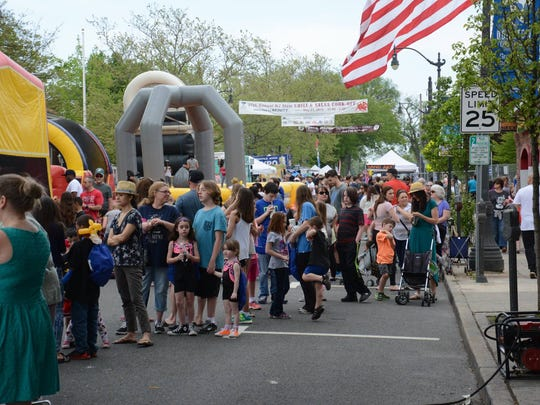 Toms River hosted the sixth annual Toms River Food Fest on Saturday.