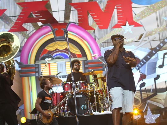 This year, The Roots Summer Picnic will be held Saturday, June 1, at the Mann, Fairmount Park.