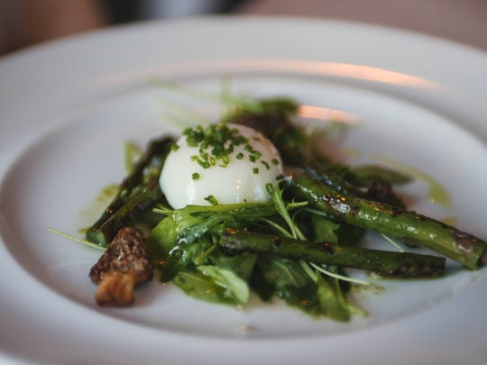 Red Store's small plates are driven by what's available seasonally, with great attention to detail.