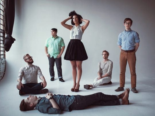 PHOX, a band based out of Baraboo, will perform at this year's Energy Fair in Custer on June 18, 2016.