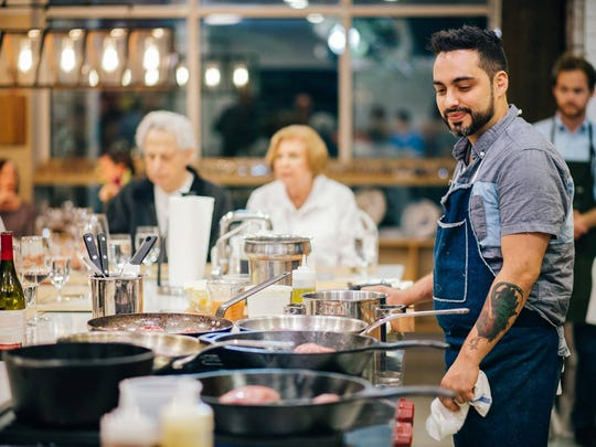 Chef Dave Viana of Heirloom Kitchen in Old Bridge has been nominated as outstanding chef in the Garden State Culinary Arts Awards.