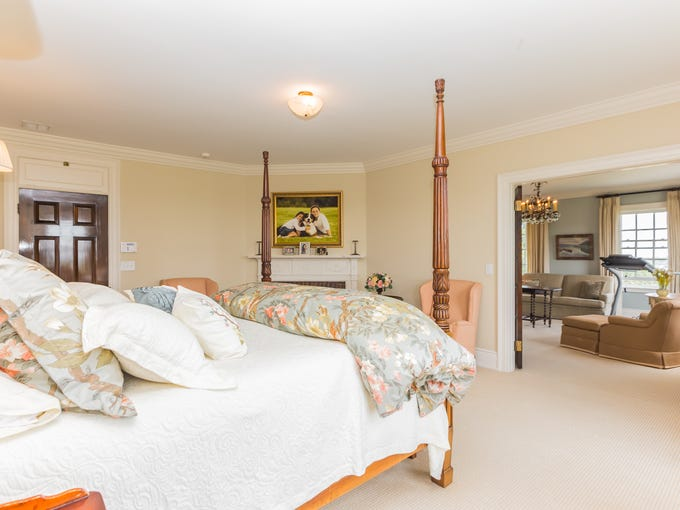 Suburbs Mama Nursery In Master Bedroom: Tour One Of The Most Stunning Estates At The Jersey Shore