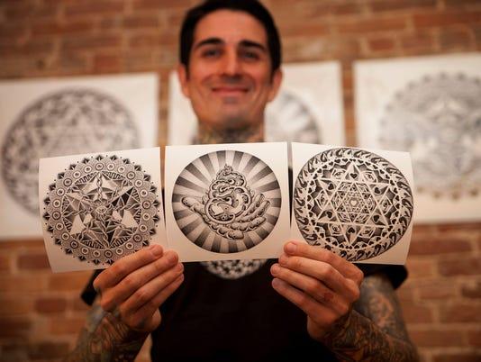 BMN 081816 Tattoo studio