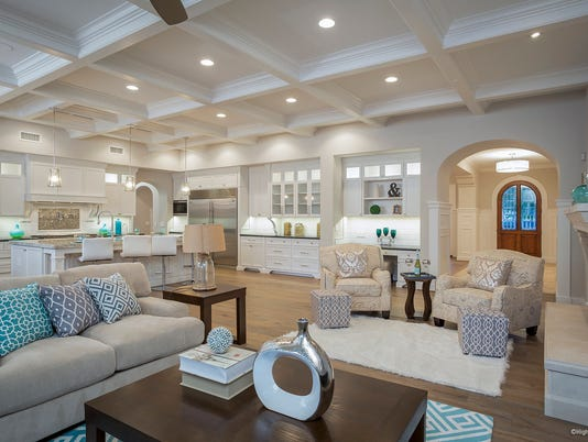 Michael Phelps' home